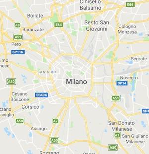 Osteopata a Milano, dove lavoro